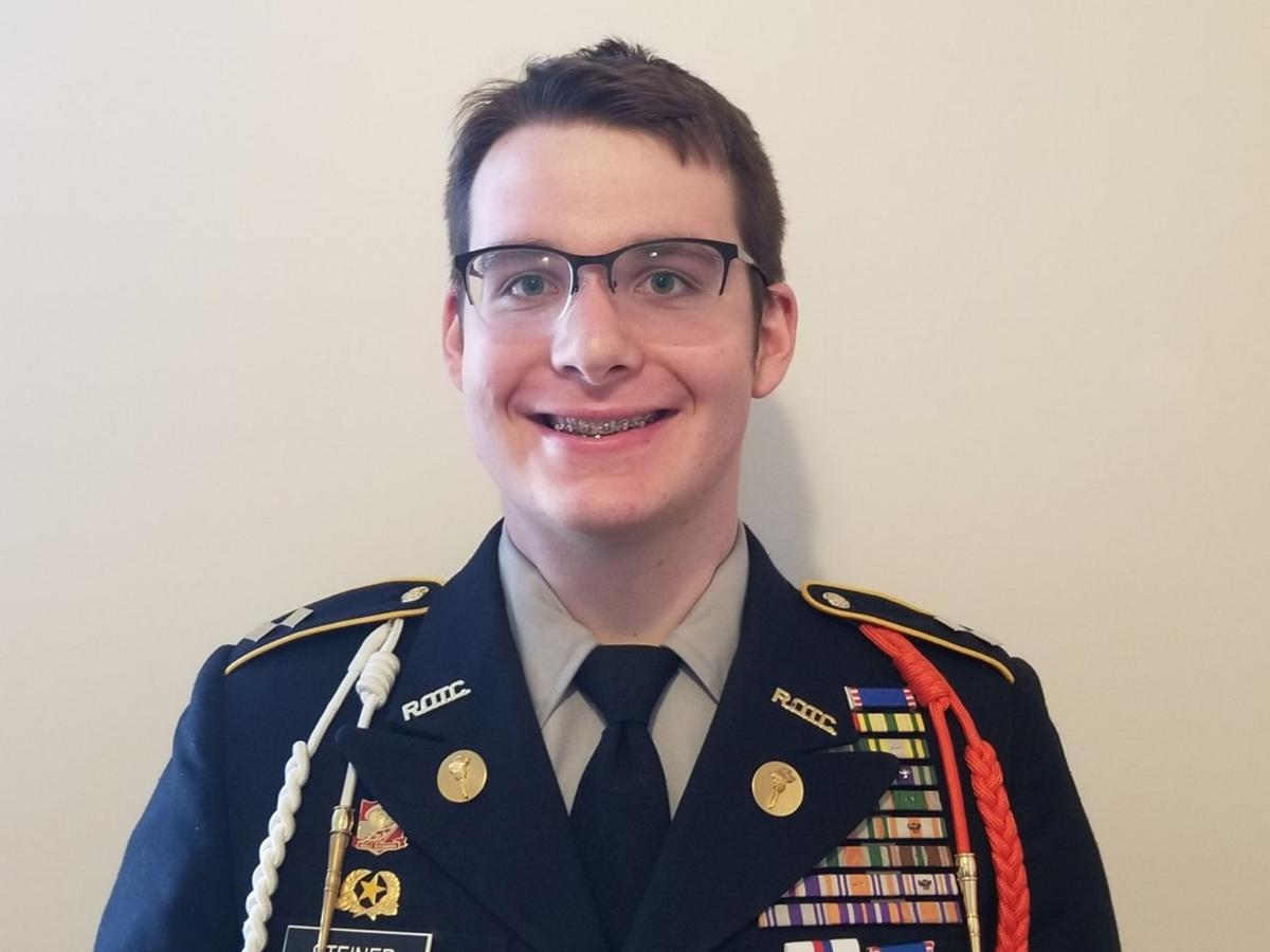 Two Carthage seniors earn ROTC scholarships