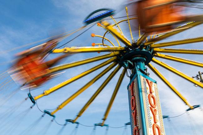 Annual Jefferson County Fair begins on festive note