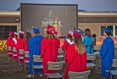 Massena school offers COVID testing for prom, graduation