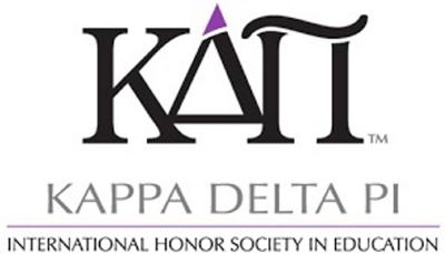 Cassaundra Ventrone inducted into Kappa Delta Pi