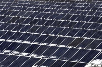 Solar project nears tax deal