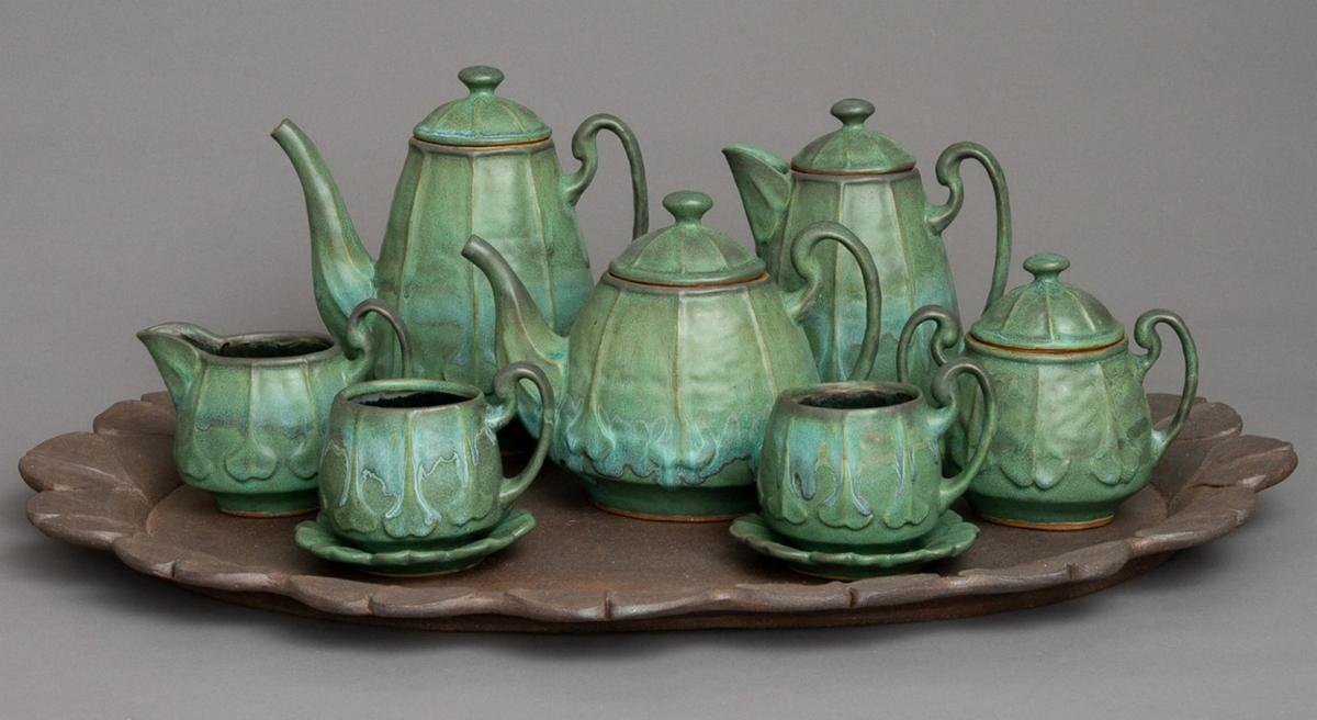 Syracuse's Everson Museum brings out the good pottery