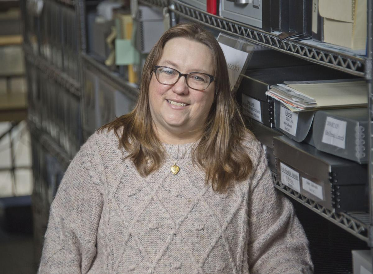 Museum director forging connections