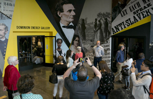 New Civil War museum aims to shatter conventional views