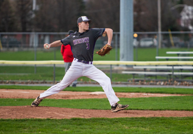 Rain calls WHS-Lowville pitching duel