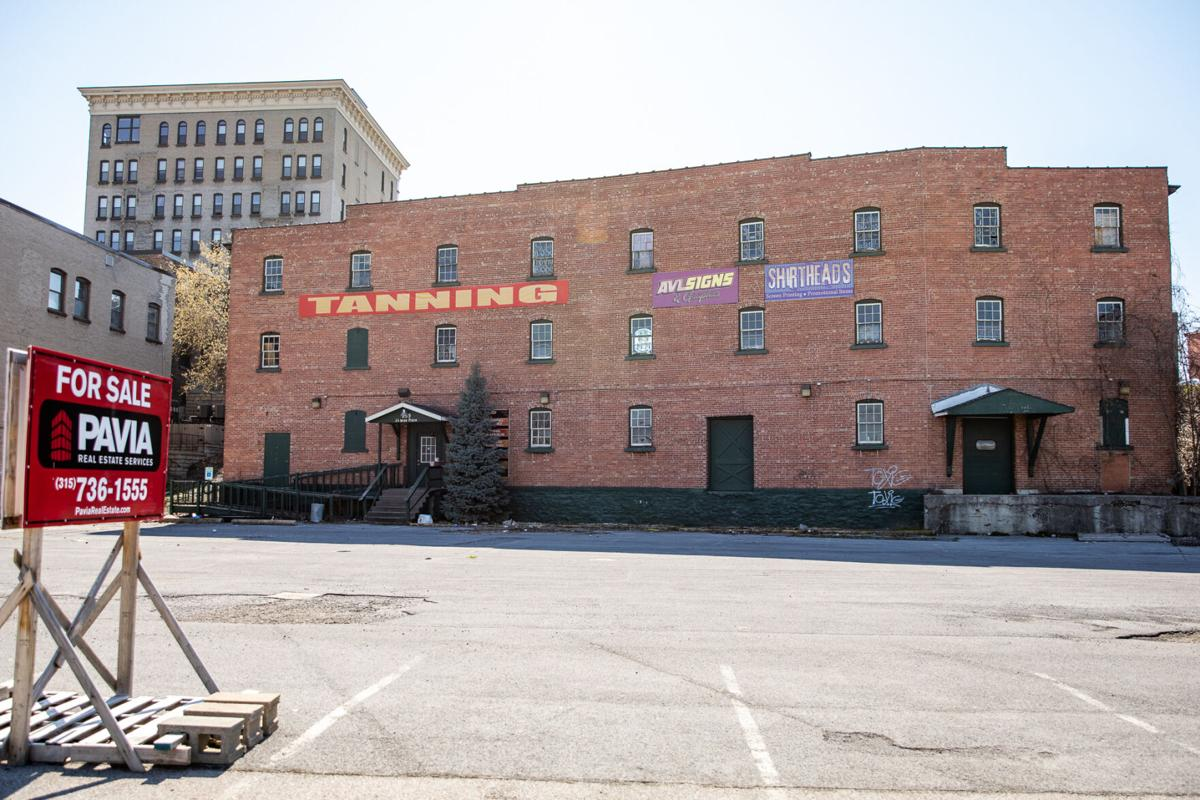 Possible buyer eyeing city site