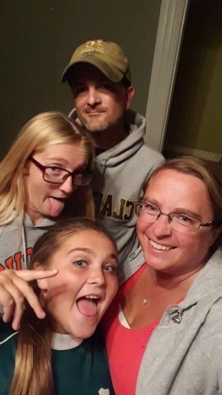 Family of 4 loses everything in fire
