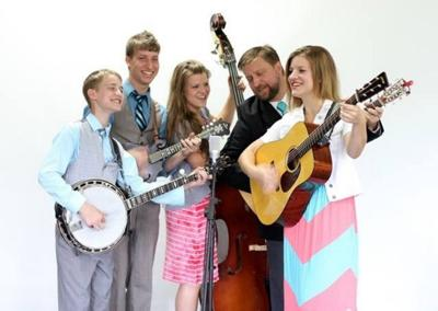 The Lindsey Family plays free concert in Pulaski