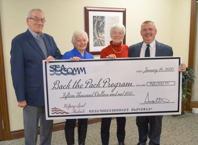 Seacomm helps back the pack