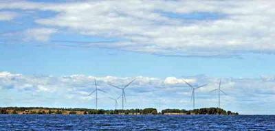 Developer pulls plug on wind farm plan