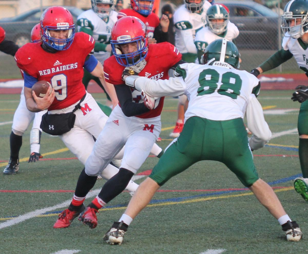 Massena makes its only game count