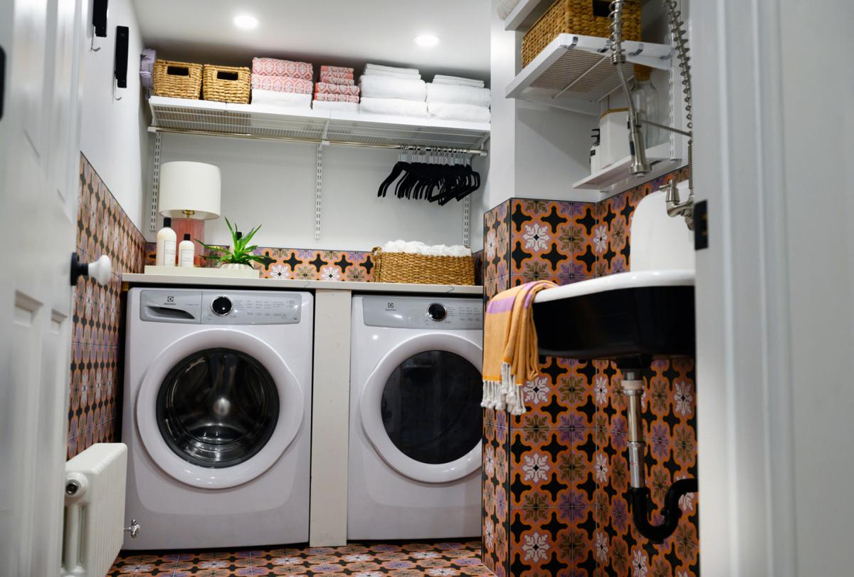 6 ways to make a LAUNDRY ROOM somewhere you actually want to spend time