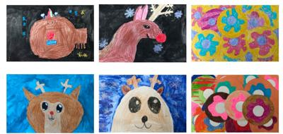 Oswego City School District art department hosts virtual art show