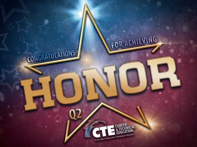 Honor roll announced for Career and Tech students at CiTi for quarter two