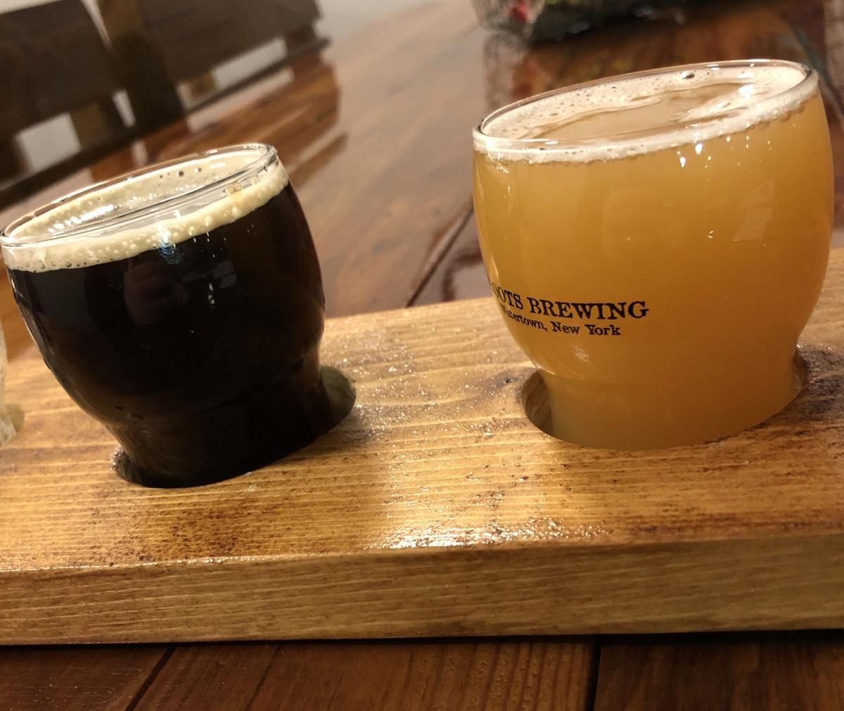 Burly stouts and IPAs offer a kick