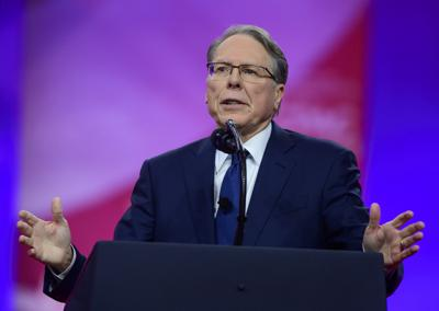 NRA corruption requires bankruptcy's dismissal, state of N.Y. tells judge