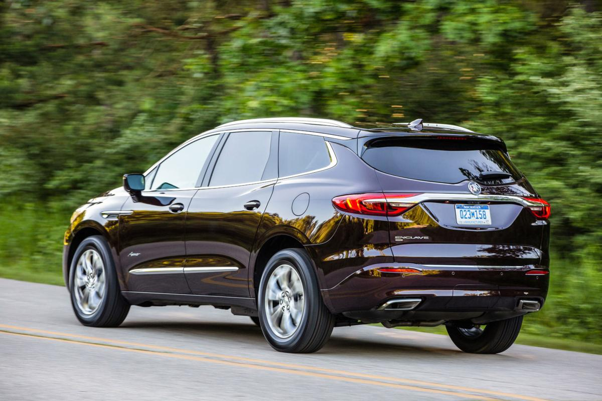 Connect Wiring For Buick Enclave Database - Wiring Diagram ...
