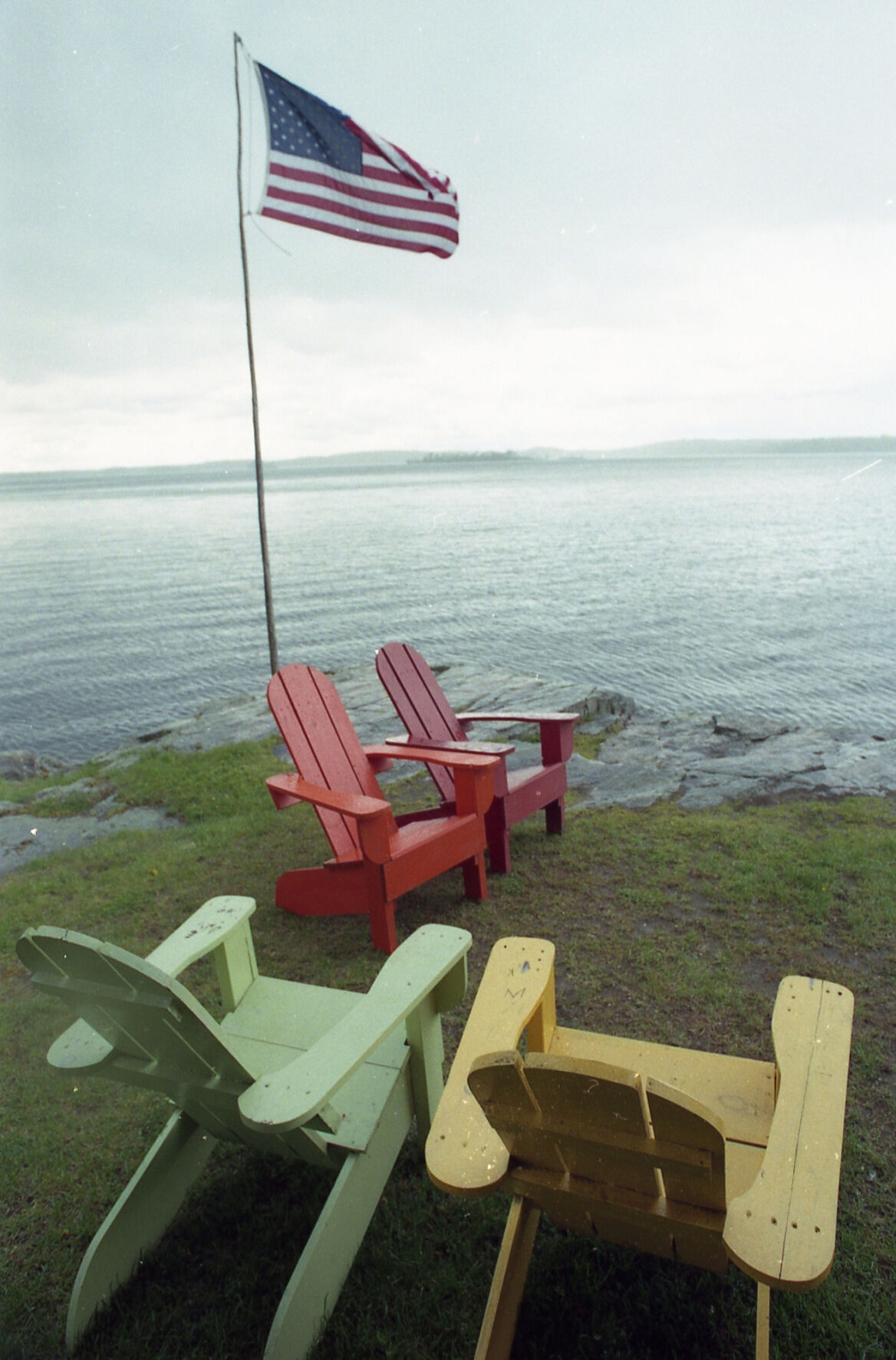 The Adirondack chair brought the joys of rustic relaxation across the nation