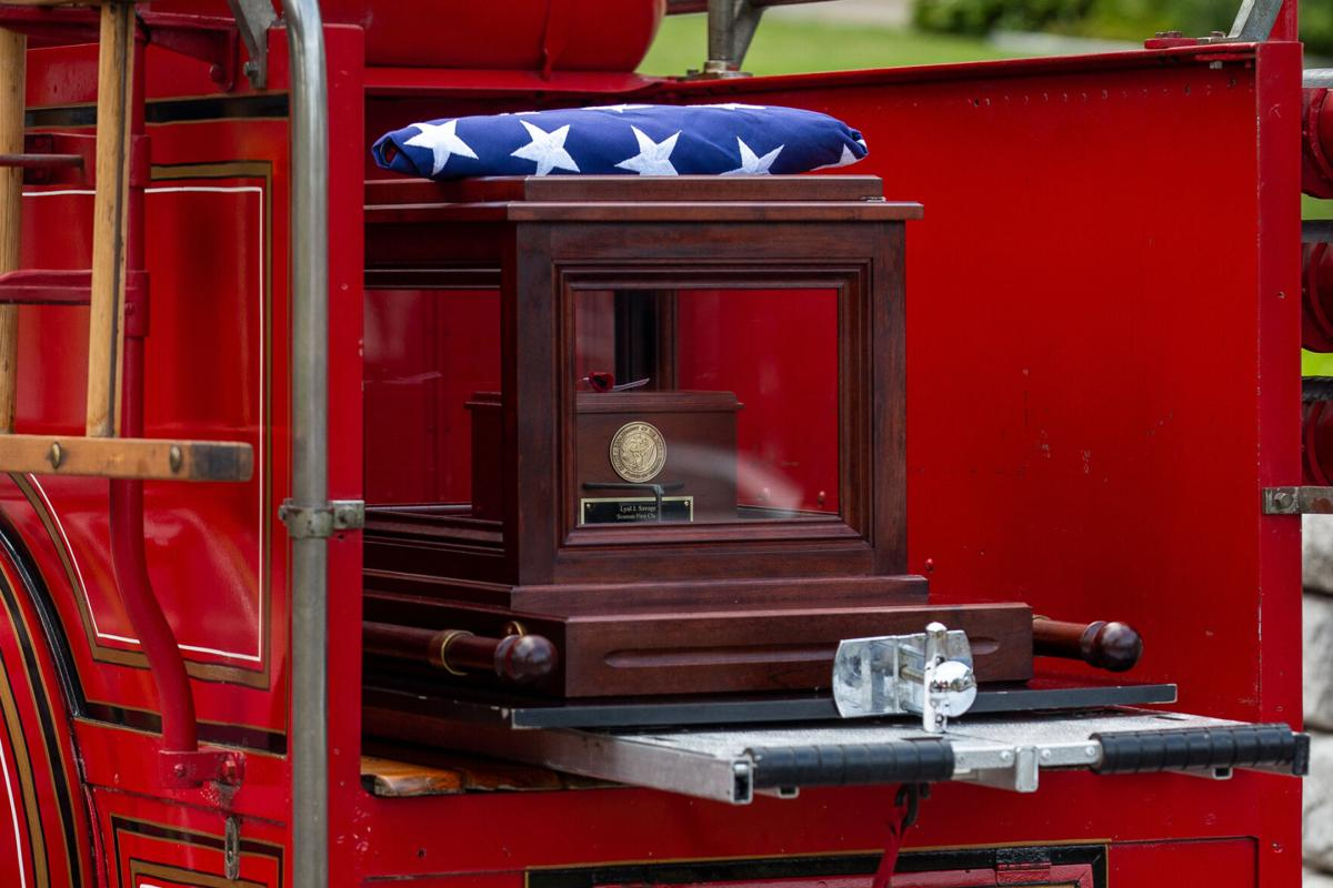 Sailor killed at Pearl Harbor laid to rest