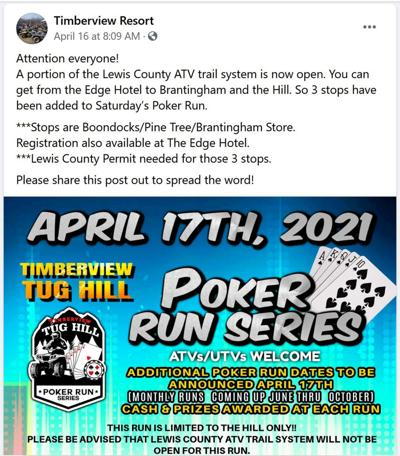 Poker run highlights holes in new law