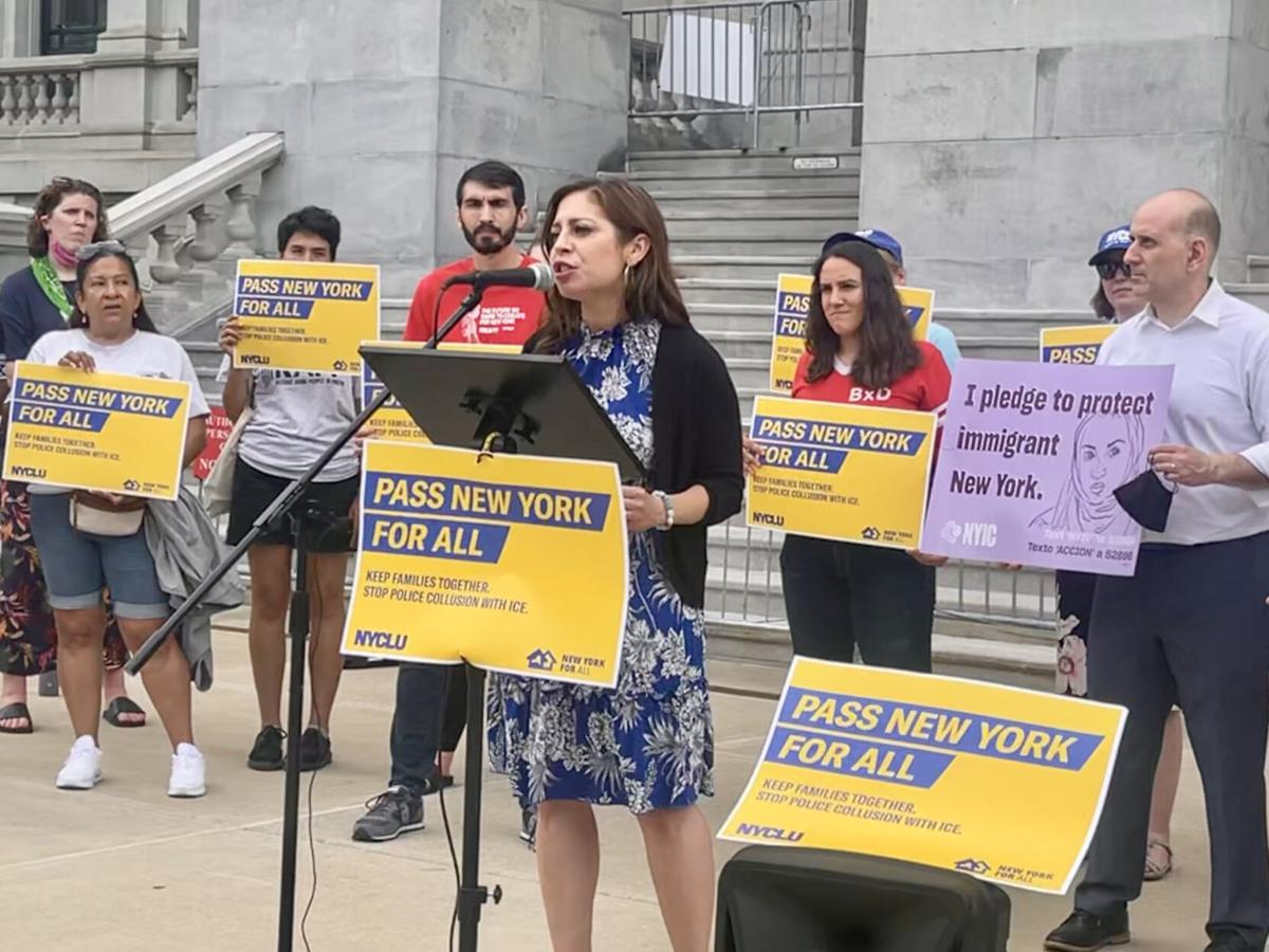 Supporters push for state to be sanctuary for undocumented