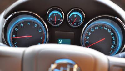 Erratic temperature gauge could indicate thermostat problem