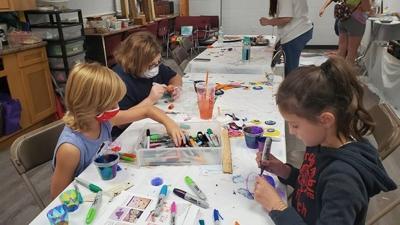 CNY Arts Center introduces Artycation