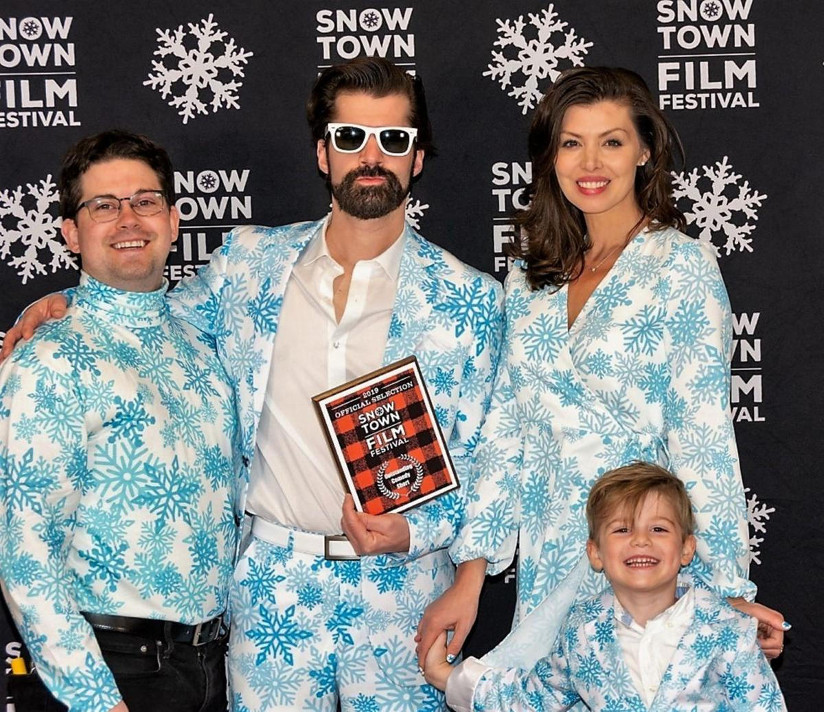 Well-suited NYC-based filmmaking team looks forward to Watertown event SNOWTOWN RETURN