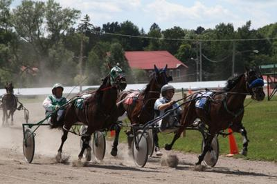 Annual harness racing brings life to Franklin Fairgrounds