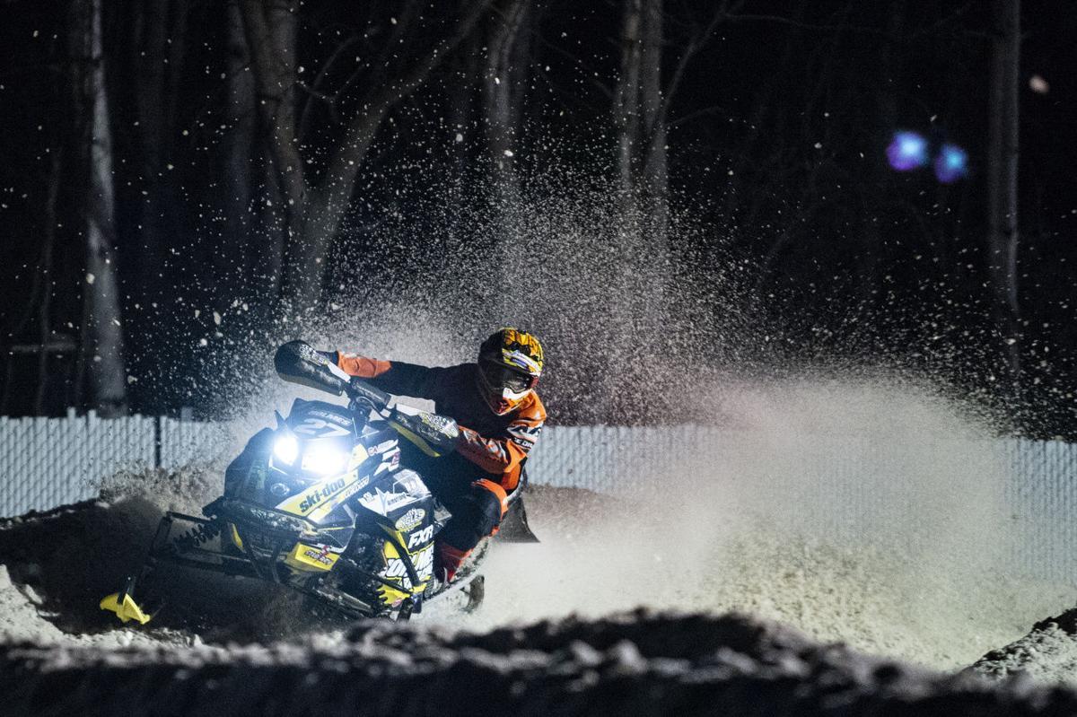 Snocross Tour brings speed, fun to Sandy Creek