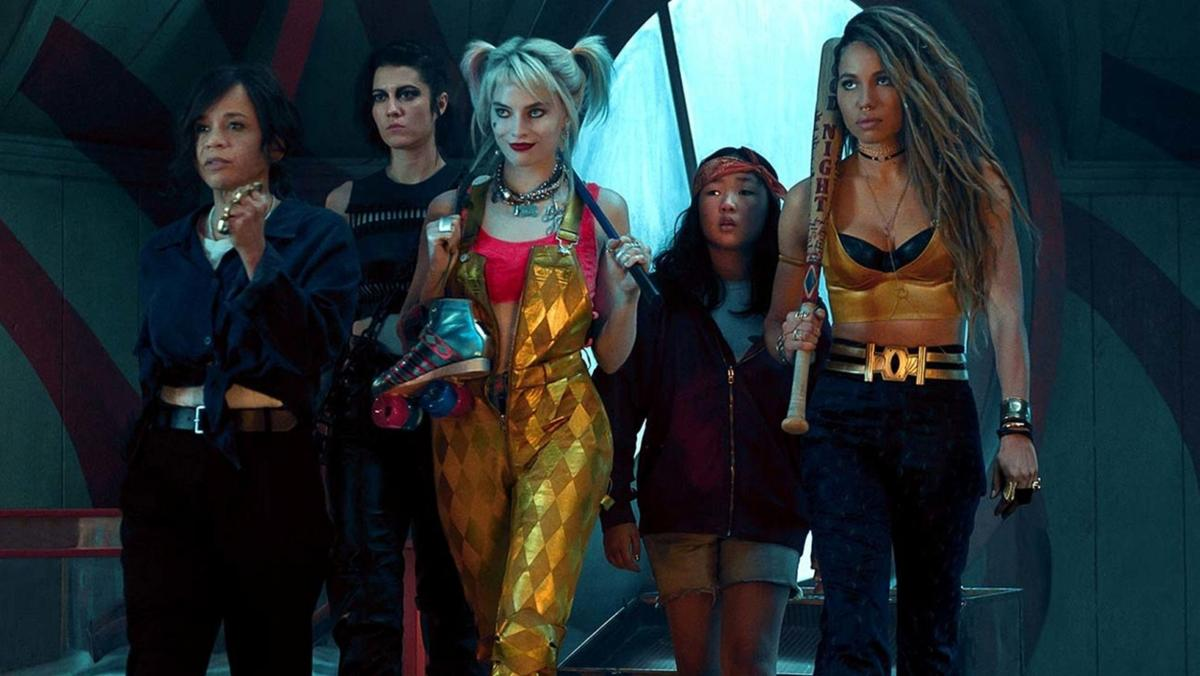 'Birds of Prey' lets a Joker-free Harley Quinn shine
