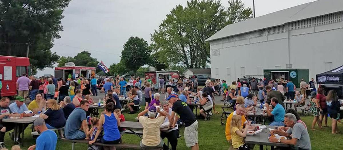 Lowville set for final Food Truck Friday