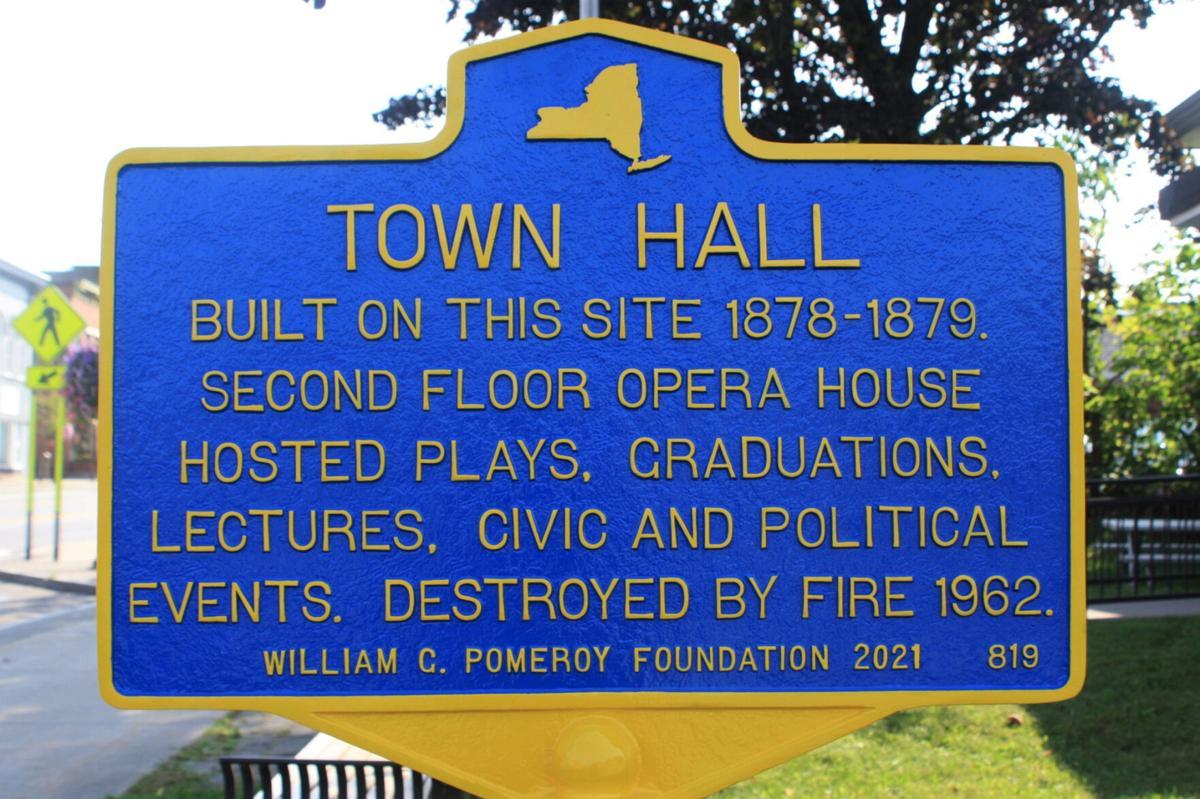 Marker honors historic landmark