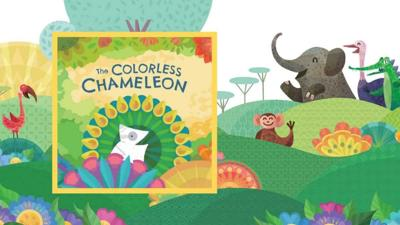 'The Colorless Chameleon' teaches us to stand out and speak up