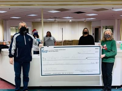 Arconic action grant aids Christmas program