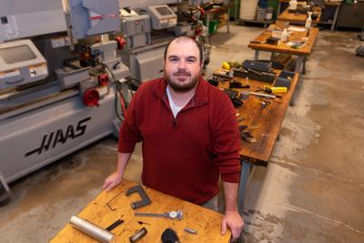 SUNY Canton's Mayville inspires student invention