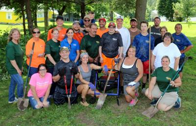 United Way Day of Caring benefits OCO group homes