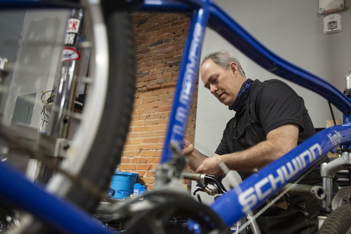 Wheel relief Shortages hit local bike shops as quarantined customers seek an escape