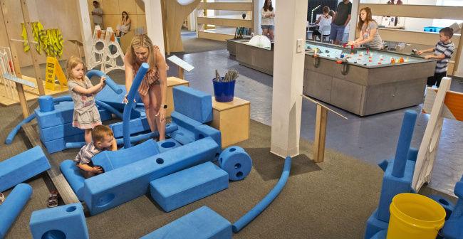 Children's Museum in Potsdam surpasses expectations