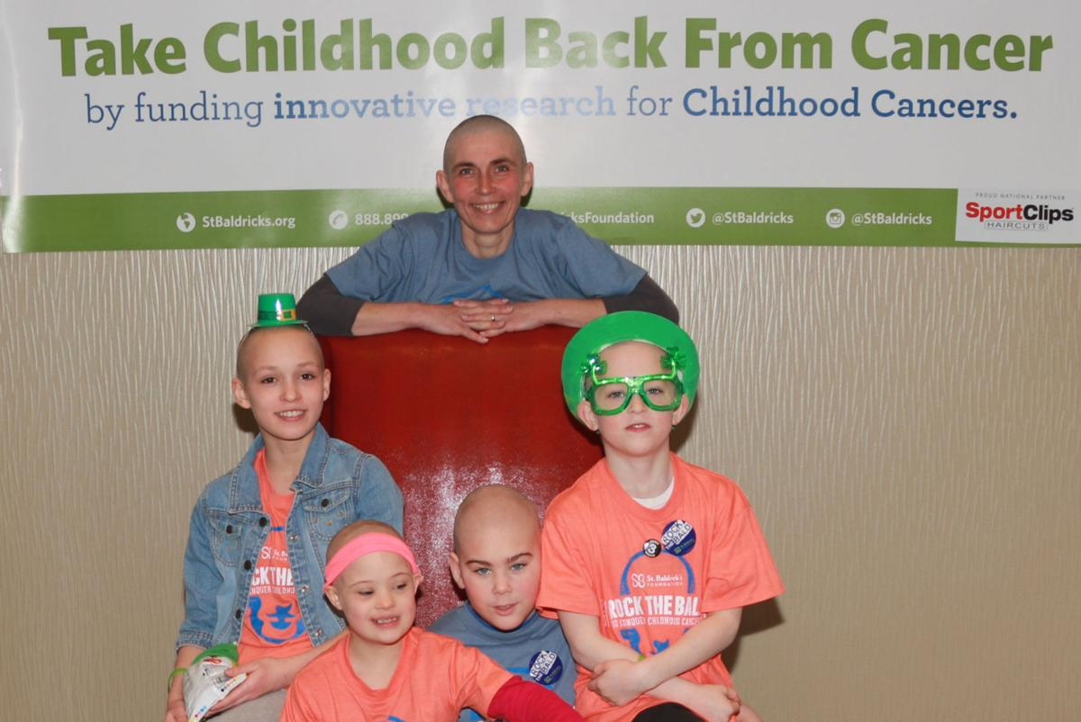 Oswego County comes together for 14th Annual St. Baldrick's fundraiser