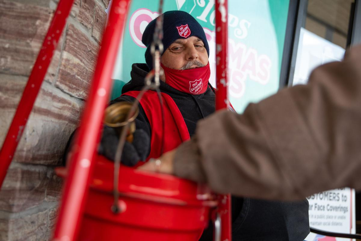 Local Red Kettle campaign begins early