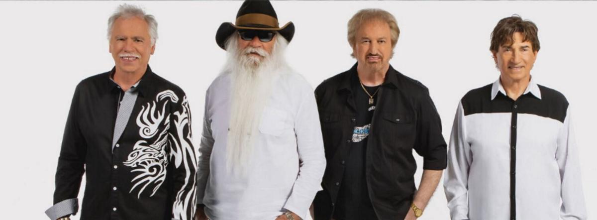 Fair to host NNY native, Oak Ridge Boys, 'Elvira'