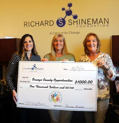 "Richard S. Shineman Foundation ""Giving Thanks"" for OCO"