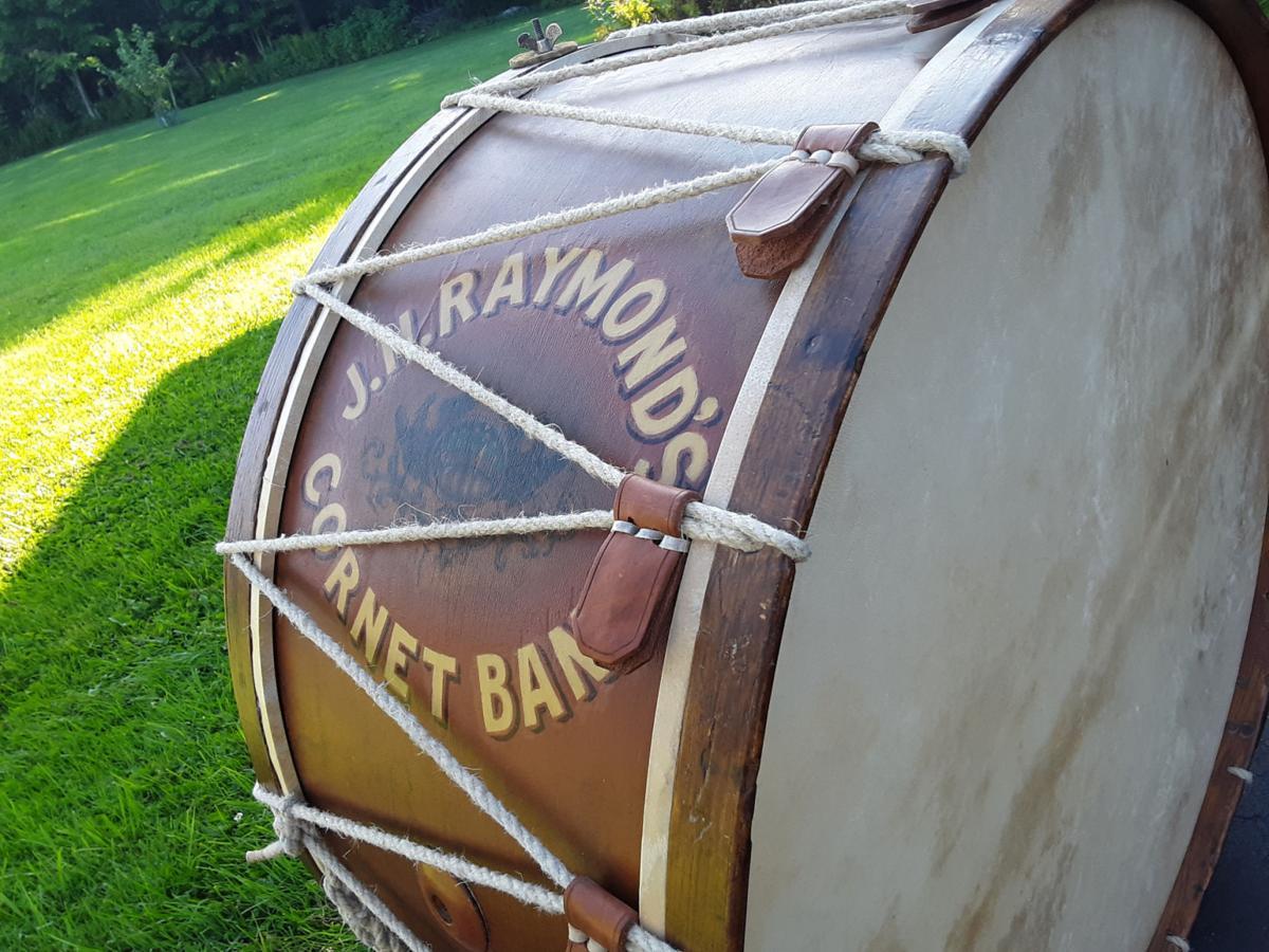 Copenhagen to keep drum used in cornet band