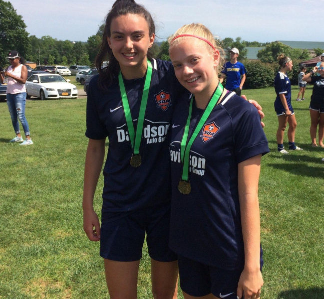 Duo competes at National Cup