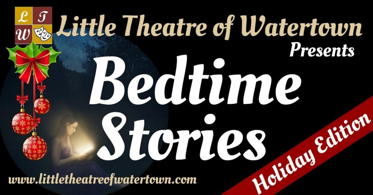 Season's readings Little Theatre of Watertown producing holiday bedtime stories