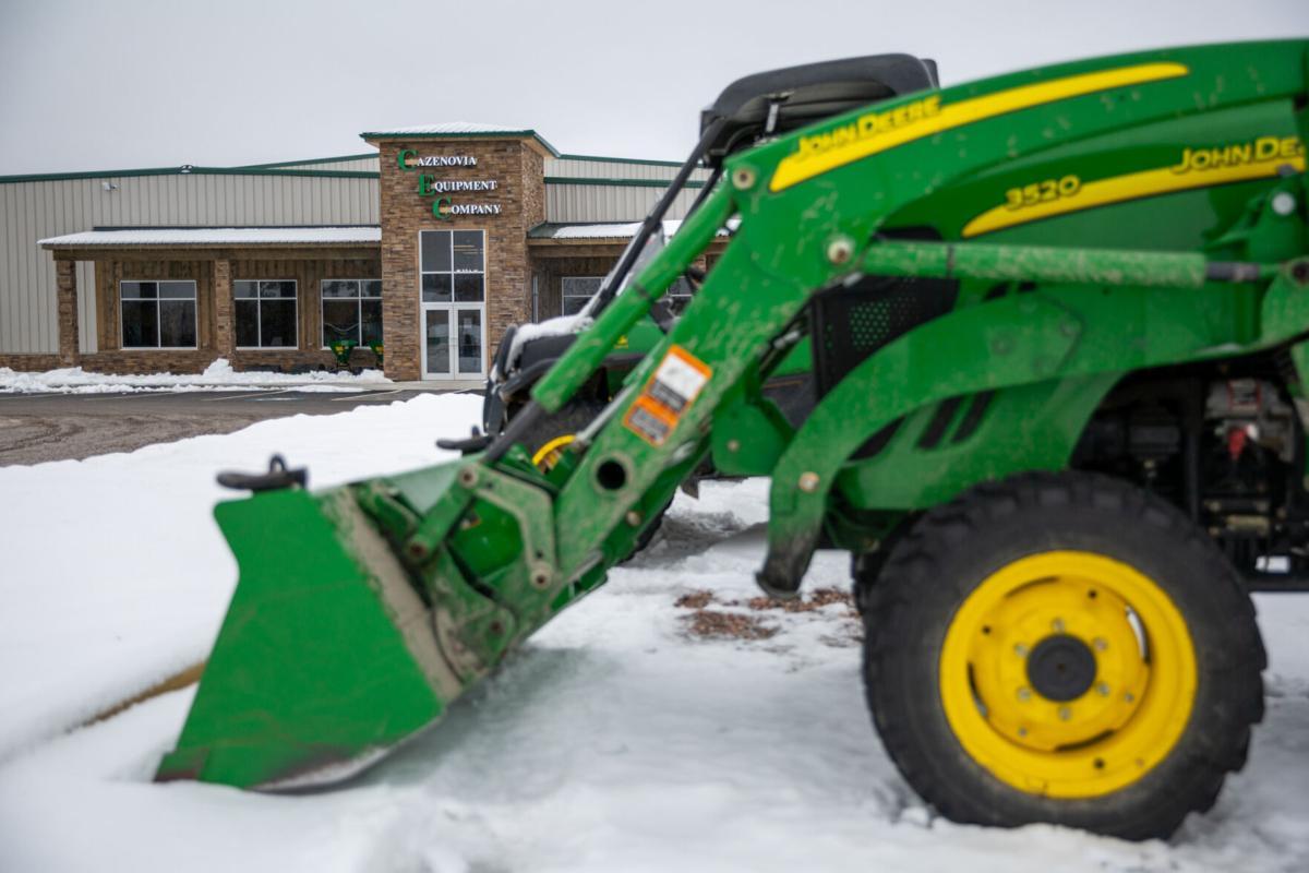 Company moves to ag park