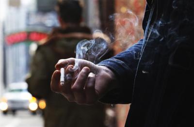 Underage tobacco use falls despite cigarette strength