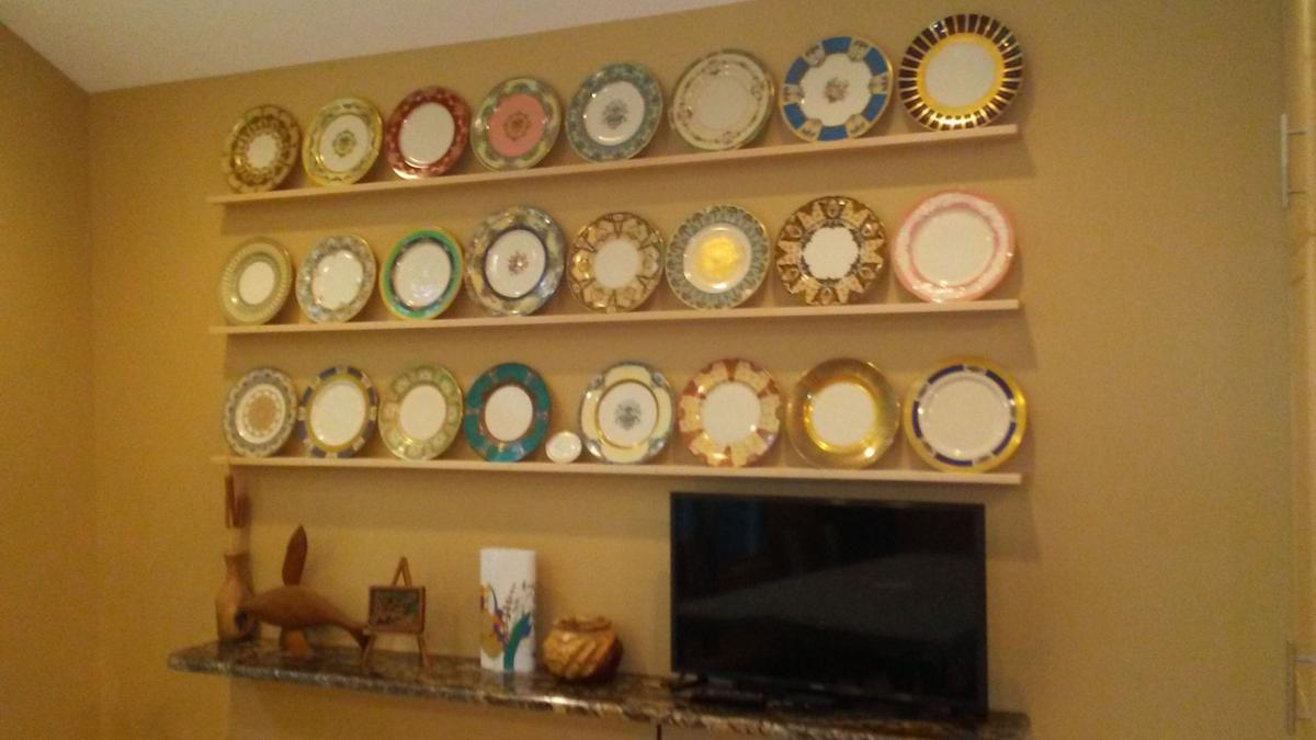 More ways to make use of Granny's old plates