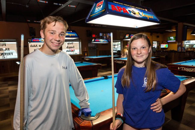 Youth billiards league growing in popularity among area youth